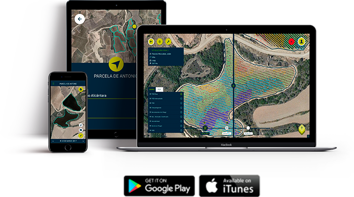 Hemav software inteligencia artificial , dron, satélite app